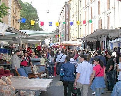 Festa di via Varesina - Milano