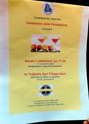 07/09/2019 Coo. San Filippo Neri