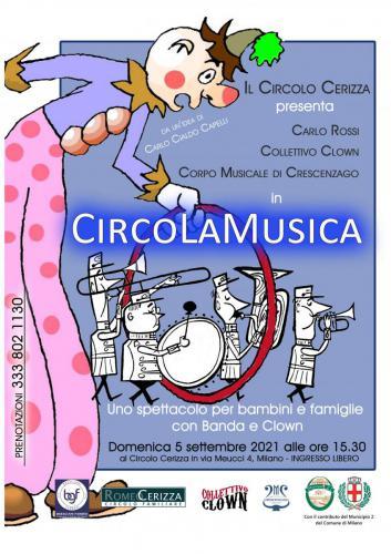 circola musica locandina 05set21