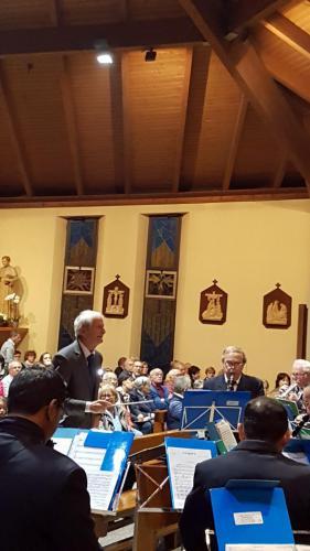 Concerto in San Giovanni Bosco Cinisello Balsamo MI