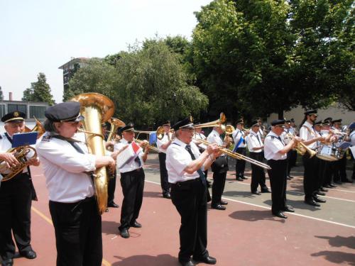Festa: Scuola di via San Mamete - 8 Giugno 2013