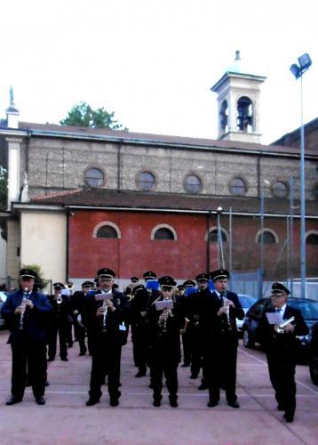 Processione: Turro - 24 Maggio 2013